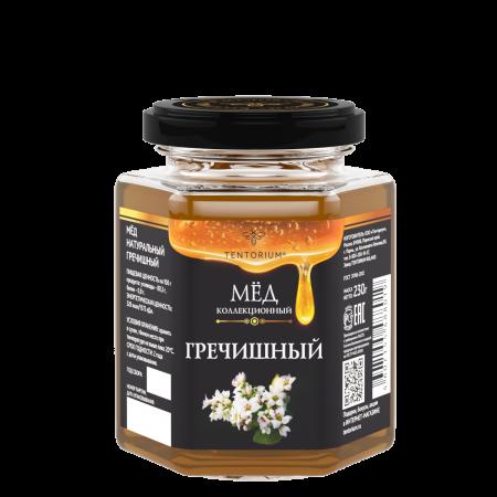 Мед натуральный Гречишный (230 г) 665 руб.