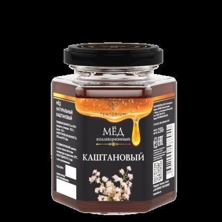 Мёд натуральный Каштановый (230 г) 1063 руб.
