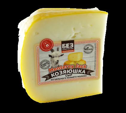Сыр Монтерей Джек из козьего молока 366 руб.