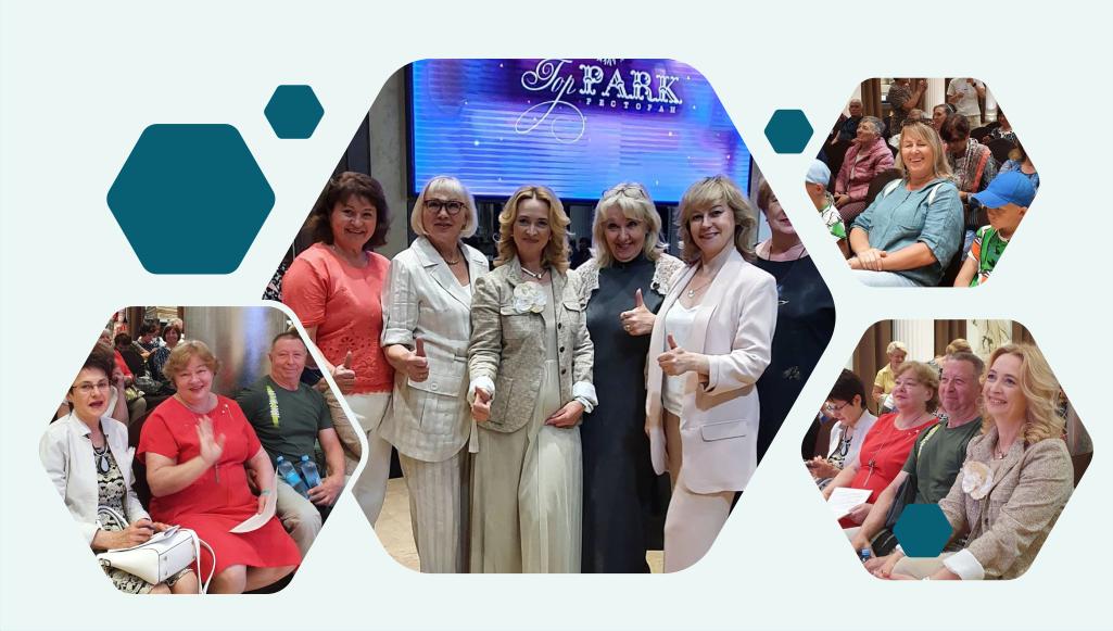 «Здоровье – мудрых гонорар»: яркая встреча в солнечном Краснодаре